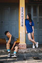 DSC01143 (bunhiihi) Tags: love sonycamera sonya300 alphacamera hoian couple vietnam