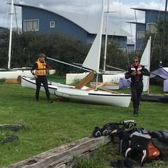 IMG_2486 (Wilde Tukker) Tags: photosbybenjamin raid extreme zeil sail roei wedstrijd oar race lauwersmeer