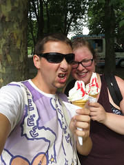 Ice Creams (DJ Damien) Tags: july2g16 chris katy myspace