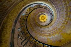 Stift Melk, Treppe (Werner Schnell Images (2.stream)) Tags: ws treppe staircase stairs stift melk sterreich