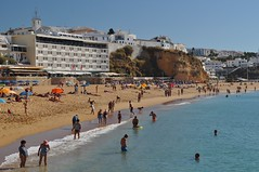 sDSC_0754 (L.Karnas) Tags: algarve summer september 2016 portugal albufeira sommer beach strand praia do peneco