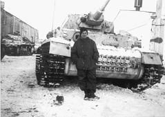 Panzerkampfwagen IV (Net-Maquettes) Tags: panzeriv snow