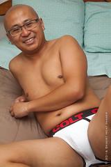 IMG_0005 (DesertHeatImages) Tags: cole newbury asian cub lgbtq phoenix arizona jockstrap underwear