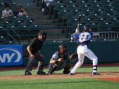 Brooklyn Cyclones vs. West Virginia Black Bears (Richie Giordano) Tags: brooklyncyclones minorleaguebaseball singleashortseason mcupark coneyisland brooklynnewyork newyorkcity nyc newyorkpennleague kingscounty westvirginiablackbears