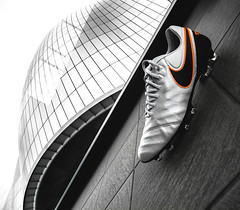 Nike Tiempo Legend VI (footydotcom) Tags: football soccer footballboots soccercleats nike tiempo sage gateshead newcastle tyne