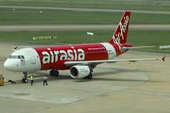 AirAsia | Airbus A320-200 | 9M-AHH (*Charlie Alfa*) Tags: sgn aviation airplane maybay    avin flugzeug avio    letoun     aereo eruplano avion  lentokone  vliegtuig samolot zrakoplov letalo replgp flygplan fly uak aircraft airliner