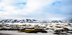 Icelandic Landscape (kckelleher11) Tags: 1240mm 2016 iceland landscape olympus em1 mzuiko moss mountain mountains mountainside omd skpc sky trip wide