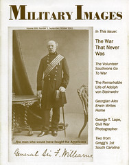 Military Images magazine cover, September/October 2001 (militaryimages) Tags: militaryimages magazine findingaid archive backissue photography history civilwar mexicanwar spanishamericanwar worldwari indianwar soldier sailor military us america american unitedstates veteran infantry cavalry artillery heavyartillery navy marine union confederate yankee rebel roach matcher neville coddington mi citizensoldier uniform weapon photographer tintype ambrotype cartedevisite stereoview albumen daguerreotype hardplate ruby
