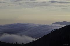 Benicadell (Formatgero) Tags: benicadell amanecer niebla fog boira contraluz valencia beniatjar