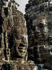 patrickrancoule-433 (Patrick RANCOULE) Tags: angkor angkorwat bouddha cambodge cambodia architecture bouddhisme sculptures temple visage