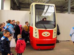 Tram symulator (transport131) Tags: tram tramwaj bdzin t kzk gop symulator zajezdnia depot