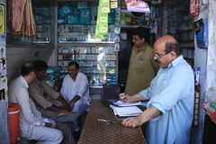 Medical Store in Nowshera. (Akhuwat BPP) Tags: northerenareas peshawar kpk pakistan interest free loans microfinance entrepreneurship pakhtoon ordinary people small business akhuwat