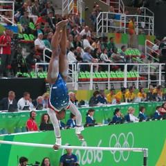 IMG_2417 (Mud Boy) Tags: rio riodejaneiro rio2016 brazil braziltrip brazilvacationwithjoyce olympics2016 olympics olympicgames rioolympics2016 2016summerolympics gamesofthexxxiolympiad jogosolmpicosdeverode2016 summerolympics barraolympicpark thebarraolympicparkbrazilianportugueseparqueolmpicodabarraisaclusterofninesportingvenuesinbarradatijucainthewestzoneofriodejaneirobrazilthatwillbeusedforthe2016summerolympics parqueolmpicodabarra barradatijuca arenaolmpicadorio rioolympicarenagymnastics rioolympicarena gymnastics gymnasticsartisticwomensindividualallaroundfinalga011 gymnasticsartisticwomensindividualallaroundfinal ga011 zonebarradatijuca teamusa simonebiles simoneariannebilesisanamericanartisticgymnastbilesisthe2016olympicindividualallaroundandvaultchampion unevenbars favorite rio2016favorite facebookalbum rio2016facebookalbum riofacebookalbum riofavorite southamerica
