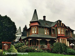 1887 Queen Anne Victorian House (SpikeGonzo) Tags: queenanne victorianhouse queenannevictorianhouse restoration renovate remodel bedandbreakfast pennsylvania historichouse architecture