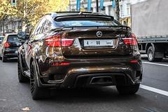 Libya (Az-Zawiya) - BMW Hamann X6 50i (PrincepsLS) Tags: libya libyan plate 4 azzawiya germany berlin spotting bmw hamann x6 50i