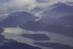 Topped up (aerojad) Tags: vancouver2016 fromtheair inanairplane aerialphotography clouds mountains landscape endless sky vacation travel wanderlust airtravel letsgosomewhere valley