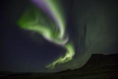 Icelandic Northern Lights (Benedikt Halfdanarson) Tags: norurljs northernlights auroraborealis nturhiminn nightsky stars stjrnur iceland