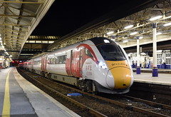 800101 - Exeter St Davids (Transport Tim) Tags: 800101 intercityexpressprogramme set superexpresstrain vtec