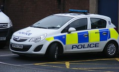 5019 - WMP - BF63 CVN - 077 (Call the Cops 999) Tags: uk gb united kingdom great britain england 999 112 emergency service services vehicle vehicles 101 police constabulary law enforcement battenburg led lightbar