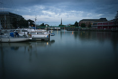 Still Silence (Joshua Maguire Photography) Tags: landscape fine art travel hiking adventure nature texture bristol avon docks cityscape city