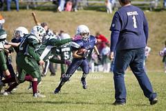 IMG_2457eFB (Kiwibrit - *Michelle*) Tags: pee wee football winthrop monmouth boys team game 101516 play