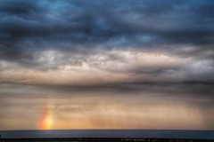 We'll never know... (spideysenses77) Tags: nationalgeographic skies europe britain uk england weekend colours wild nature beauty seascape landscape coastal geography skyline horizon sailing angry rainbow water view tamron 1100d canon ocean beachlife beach seaside sea raining rain weather stormy storm cloudporn cloudy clouds cloud skyart skyporn skyscape sky
