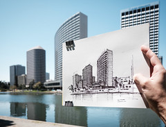 Hi Oakland! #sketch #architecture (Dan Hogman) Tags: architect architecture california danhogman danhogmanarchitect danhogmanphotography danhogmancom fujifilm unitedstates usa sanfrancisco sketch art