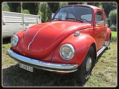 VW Beetle 1303 (v8dub) Tags: vw beetle 1303 volkswagen fusca maggiolino kfer kever bug bubbla cox coccinelle schweiz suisse switzerland german pkw voiture car wagen worldcars auto automobile automotive aircooled old oldtimer oldcar klassik classic collector