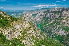 Gorge du Verdon (Ansgar Hillebrand) Tags: gorgeduverdon canyon alpen alps frankreich france mountains water lake see erosion 100daysoffreedom fuji fujixt1 fujifilm fujixflenses fujixseries fujix fujixe2