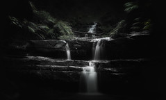 May it Be (EmeraldImaging) Tags: bluemountains bluemountainswaterfall terracefalls waterfall forest bush australia landscape nsw sydney australianbush rocks sunrise
