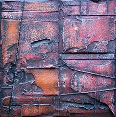 """""""Structure #9"""", mixed media by Cezary Gapik (CEZ-ART) Tags: cezarygapik abstract texture structure mixedmedia art"""