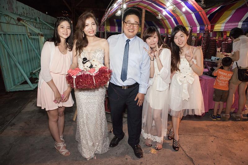 孟峰&梵齡 婚禮紀實-440