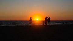 IMG_7013 (Nicola since 1972) Tags: aperitivo beach fregene gong sand singita spiaggia sun sunset lazio italy it