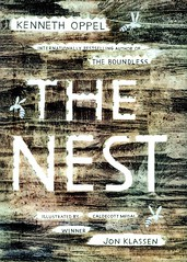 The Nest (Vernon Barford School Library) Tags: 9781443438629 kennethoppel kenneth oppel nest nests horror paranormal fantasy fantasyfiction insects wasp wasps newbaby newbabies baby babies infant infants supernatural vernon barford library libraries new recent book books read reading reads junior high middle school vernonbarford fiction fictional novel novels hardcover hard cover hardcovers covers bookcover bookcovers fastpick fastpicks