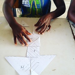 Using tangrams to teach geometry and more