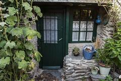 Casa Rural - Country House (i.puebla) Tags: francia france pirineosorientales evol casa house puerta door ventanas windows plantas plants nikon d3000