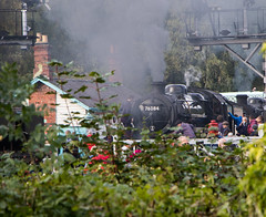 76084  76083 #10 (scilly puffin) Tags: nymr northyorkshiremoorsrailway steamgala 76084 grosmont 76038