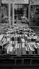 (immieHawks) Tags: bristol streetphotography stnicks market city book books shop window reflection