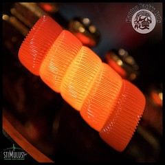 Glow shot  _ Name of coil: Staple Staggerton  _ Specs: 12 ply of .3 KA1 ribbon, framed with 2 pcs of 30G N80, staggered clapton with 38G N80 - .18 Ohms single coil - coil built on my GOON RDA by @528_custom_vapes and @blueeyedgoon83  _ Sponsore (Clapton_Jack) Tags: instagramapp square squareformat iphoneography uploaded:by=instagram coilporn coilart coils coilover coilsmith coilarchitect vape vapor vaping vapestagram vapenation vapeporn vapelyfe wireporn macro dripclub eliquid subohm ejuice vapefam clapton claptoncoil buildlyfe cloudchaser art photography vapephotography intricatevapebuilds vapepornbuild vapecommunity