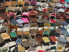 Chairing diversity (Robyn Hooz) Tags: chairs mouth tongue lingua sedie show lasvegas strip striscia platea