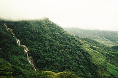 Water from the mountain (andresvelezu) Tags: montañas mountais green verde trees árboles cascada waterfall nubes clouds colombia landscape paisaje airelibre fresh air d750 nikon 50mm