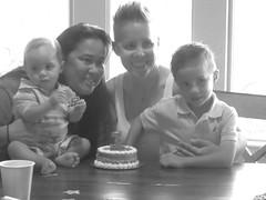 Birthday Smiles (rudyg39) Tags: wilton evan hespeler birthdayparty noah amber