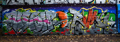 HH-Graffiti 3106 (cmdpirx) Tags: hamburg germany reclaim your city urban street art streetart artist kuenstler graffiti aerosol spray can paint piece painting drawing colour color farbe spraydose dose marker throwup fatcap fat cap hip hop hiphop wall wand nikon d7100 crew kru throw up bombing style mural character chari outline