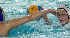 1A150921 (roel.ubels) Tags: uzsc zpb hl productions waterpolo eredivisie utrecht krommerijn 2016 sport topsport