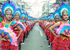 Zamboanga Hermosa Festival Street Dancing (Jeff Pioquinto, SJ) Tags: festival zamboanga philippines fiestapilar feastofourladyofthepillar dance streetingdancing culture feast october12