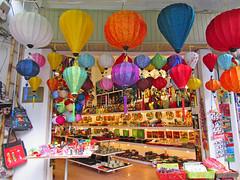 Lanterns! (Helen M Evans) Tags: vietnam hanoi oldquarter
