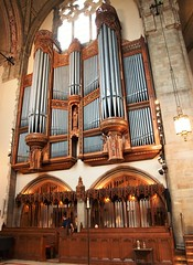 Rockefeller Memorial Chapel (Brule Laker) Tags: chicago illinois rockefeller ohc2016 caf chicagoarchitecturefoundation uc hydepark universityofchicago southside
