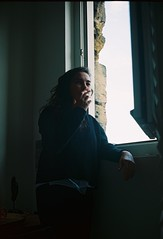 La Bichette qui fume (ramseyarnaoot) Tags: pauline
