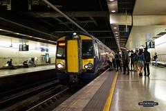 Thameslink 377502 , St Pancras ,10-9-2016 (Bri Hall) Tags: stpancras thameslink 377502 london