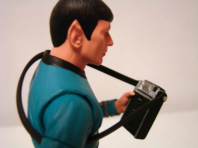 Diamond Select Toys - Star Trek 星際爭霸戰 復古回歸第一彈
